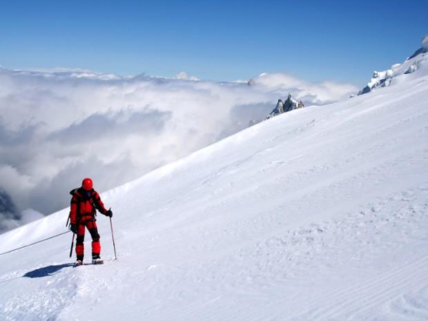 stage 4 jours ascension du mont blanc kazaden