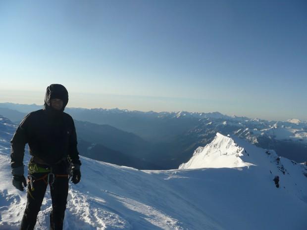 ascension du mont blanc en 2 jours avec david kazaden